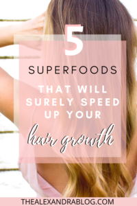 how to speed up hair growth best foods for your hair pin for pinterest