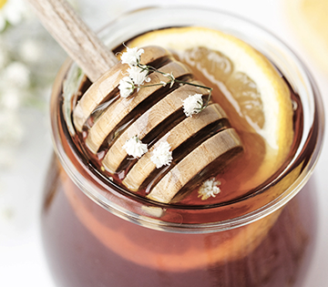 how to boost your immune system with honey