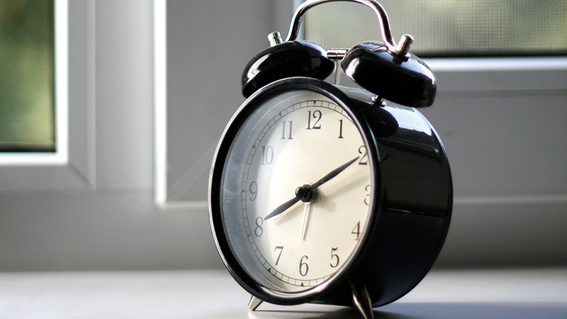 how to manage your time better by waking up early
