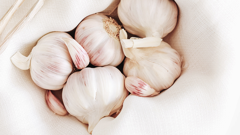 immune boosting foods garlic