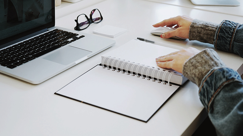 productivity tips start a planner