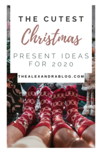 christmas gift ideas pin for pinterest