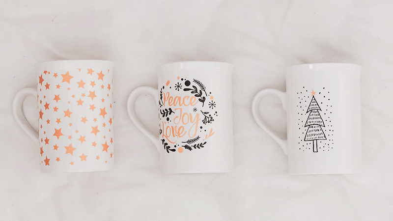 christmas gift ideas cups